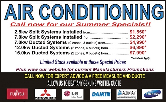 air conditioning prices